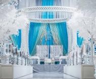 Palazzo Mandap - winter theme