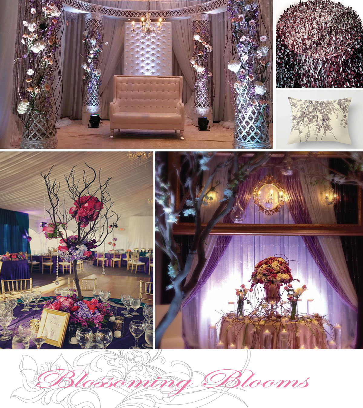 Blossoming Blooms Decor