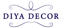 Diya Decor Logo